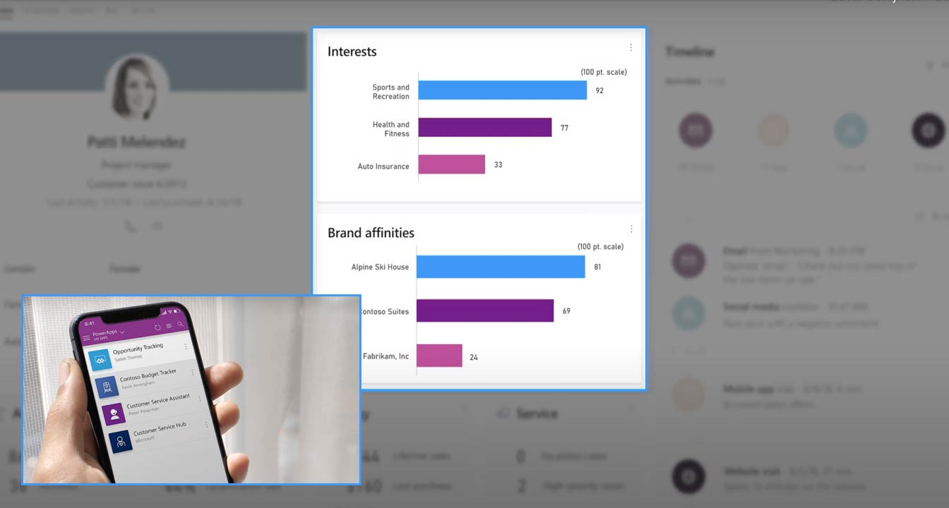 Customer Insights - Microsoft Dynamics 365