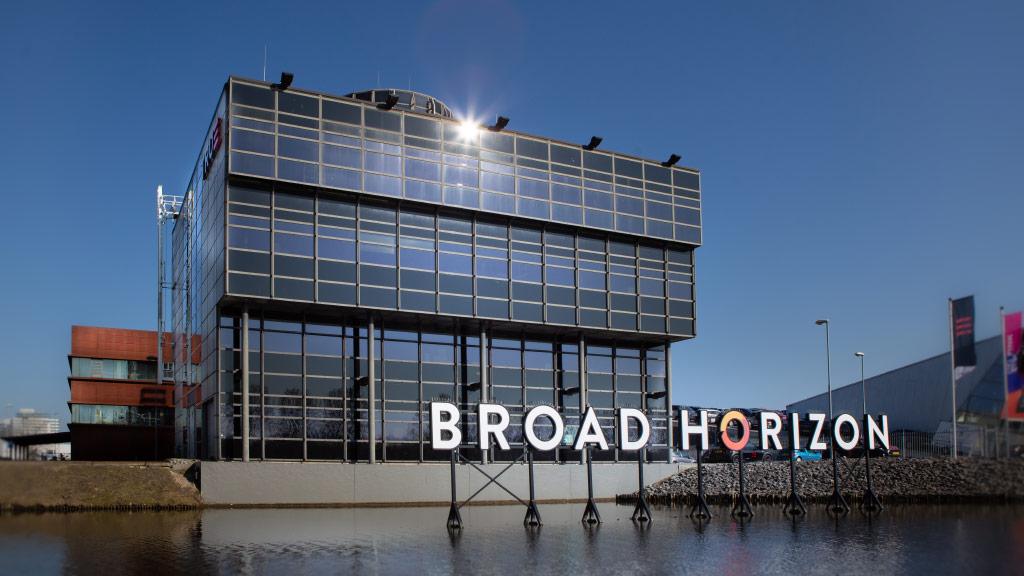 Broad Horizon locatie Amsterdam