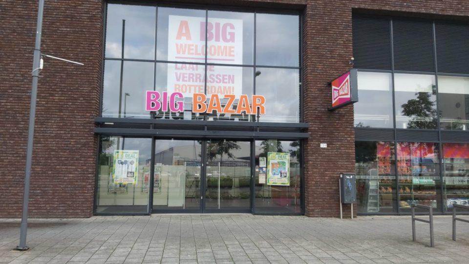 Big Bazar klant case