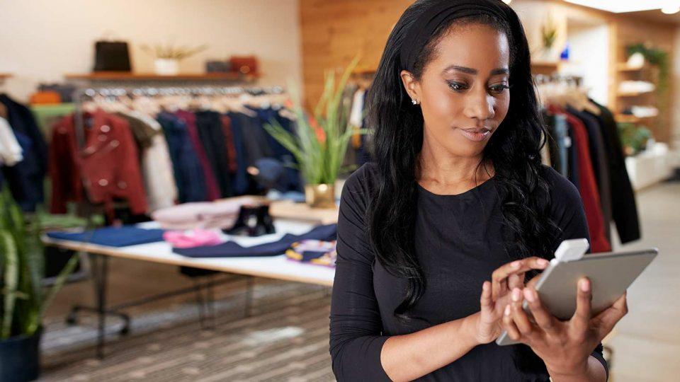 Retail en fashion - Broad Horiozn