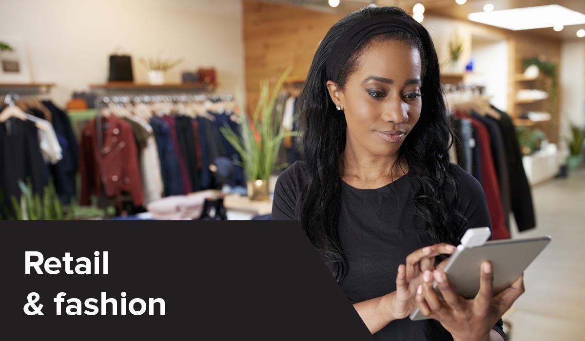 Retail en fashion